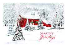 Country Living Holiday Cards